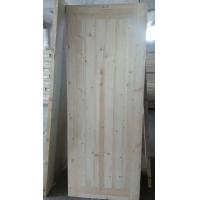 纯实木门板材/实木门板材