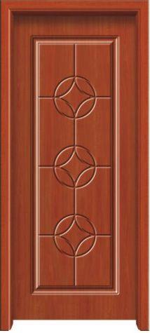 皇家龙庭实木复合烤漆门