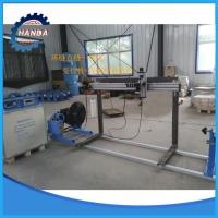 组合式环缝焊接变位机配双导轨气动尾座变位机