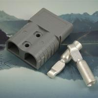 厂家批发 叉车电源插头端子 电动叉车充电插头端子 量大优惠