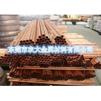 专业生产 TuAg0.1银无氧铜管 耐磨银铜管 大量现货