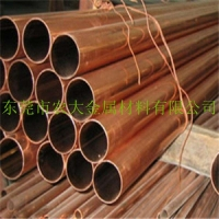 现货供应 精密毛细银铜管 C11600环保银铜管 价格优惠