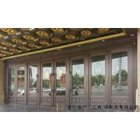 铜门价格/玻璃铜门/品牌铜门-宝创铜门