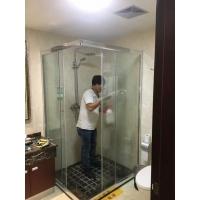 酒店淋浴房专用透明安全防爆膜
