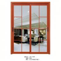 睿峰门业-银弧吊趟门系列-DT-1105-中空门品牌