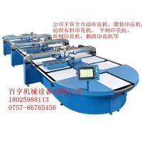 纺织品印花机,T恤印花机,平网印花机,丝印机