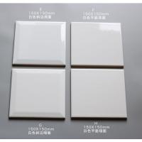 150x150釉面砖 斜边砖 内墙砖 面包砖 厨房砖