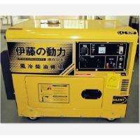 办公应急5KW全自动柴油发电机