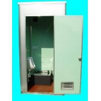 单蹲位生化移动厕所
