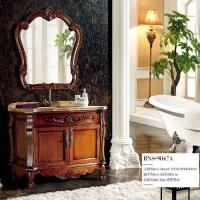 添丽卫浴 新款浴室柜 陶瓷台面 热带雨林