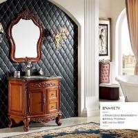 添丽卫浴 新款浴室柜 陶瓷台面 绿宝石