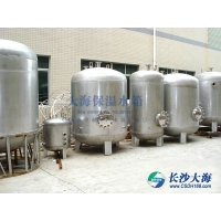 贵州长沙不锈钢承压水箱