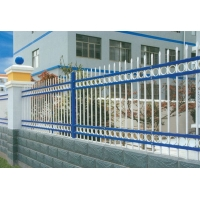 宏发鑫锌钢景区栅栏 围墙护栏