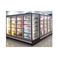 组合式多门饮料冷藏展示冷柜