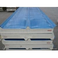 聚氨酯夹芯板 聚氨酯彩钢板 聚氨酯墙面板  聚氨酯复合板