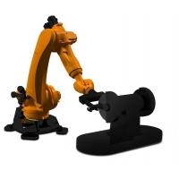 智能机器人GS210,金属铸件去毛刺飞边打磨神器
