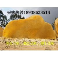 天津景观石 天津大型招牌石 园林景观点缀石