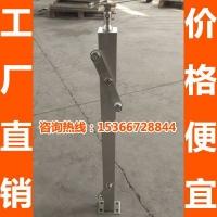 201/304不锈钢扶手栏杆立柱、不锈钢玻璃栏杆护栏