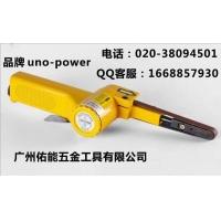 台湾佑能Uno-power气动砂带机 环型砂布带机