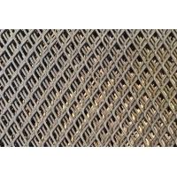 新型钢板网 压平钢板网