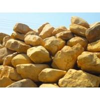 广东的黄蜡石石场规模