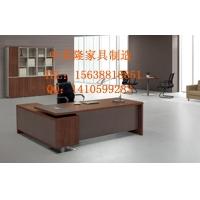 2015年时尚现代办公屏风组合桌