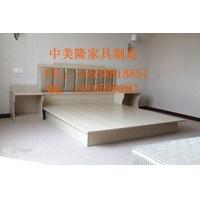 郑州快捷宾馆酒店家具客房床定制