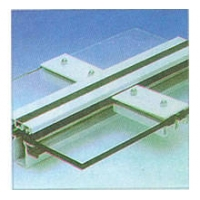 汾阳网架钢结构-夹层玻璃样板