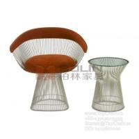 普拉特纳铁线椅|金属铁线椅|样板房椅子