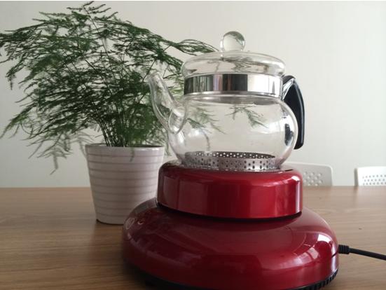 瑪絲特頻譜電解水壺 弱堿性水電加熱器