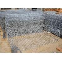 防洪抗冲刷铅丝笼 水库除险铅丝石笼 泄洪导数铅丝笼