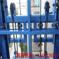 3-10吨升降货梯 4吨液压式升降货梯