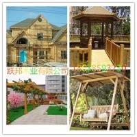 河南防腐木屋别墅,农家乐木屋别墅,木结构木屋别墅