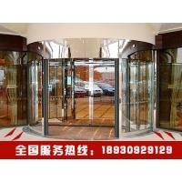 酒店旋转门价格/三翼自动旋转门/两翼旋转门/玻璃旋转门/酒店