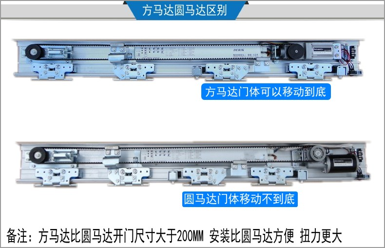 平移门机组S6B批发
