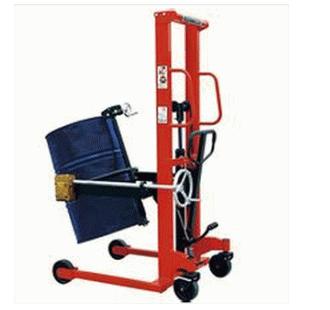 液压式圆桶装卸液压车