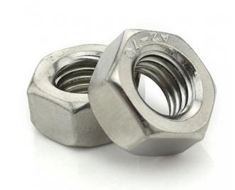 DIN93不锈钢六角螺母.六角螺帽.螺栓螺丝帽