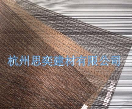 PET裝飾彩膜,夾絲夾膠玻璃薄膜、透明膜