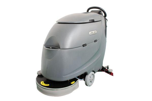 用洗衣机代替人工清洁地面
