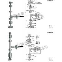 生产集装箱门锁,锁具,锁杆