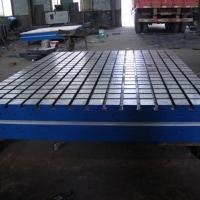 泊铸检验平台-纯生铁平台 拼装大型检验台