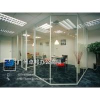 供应客厅玻璃隔断 浴室移动玻璃隔断 酒店玻璃隔断