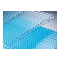 供应川辰阳光板塑料板采光板中空板可定做量大从优
