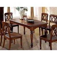 南京实木餐桌-实木家具-良森整屋定制