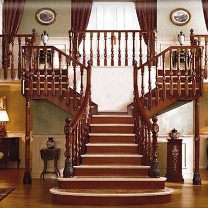 木艺堂楼梯系列