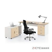 供应浙美办公家具主管桌、办公电脑桌
