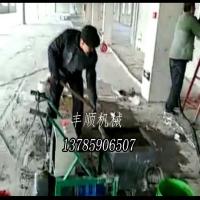 水泥砂浆灌浆机 防盗门防火门灌缝机