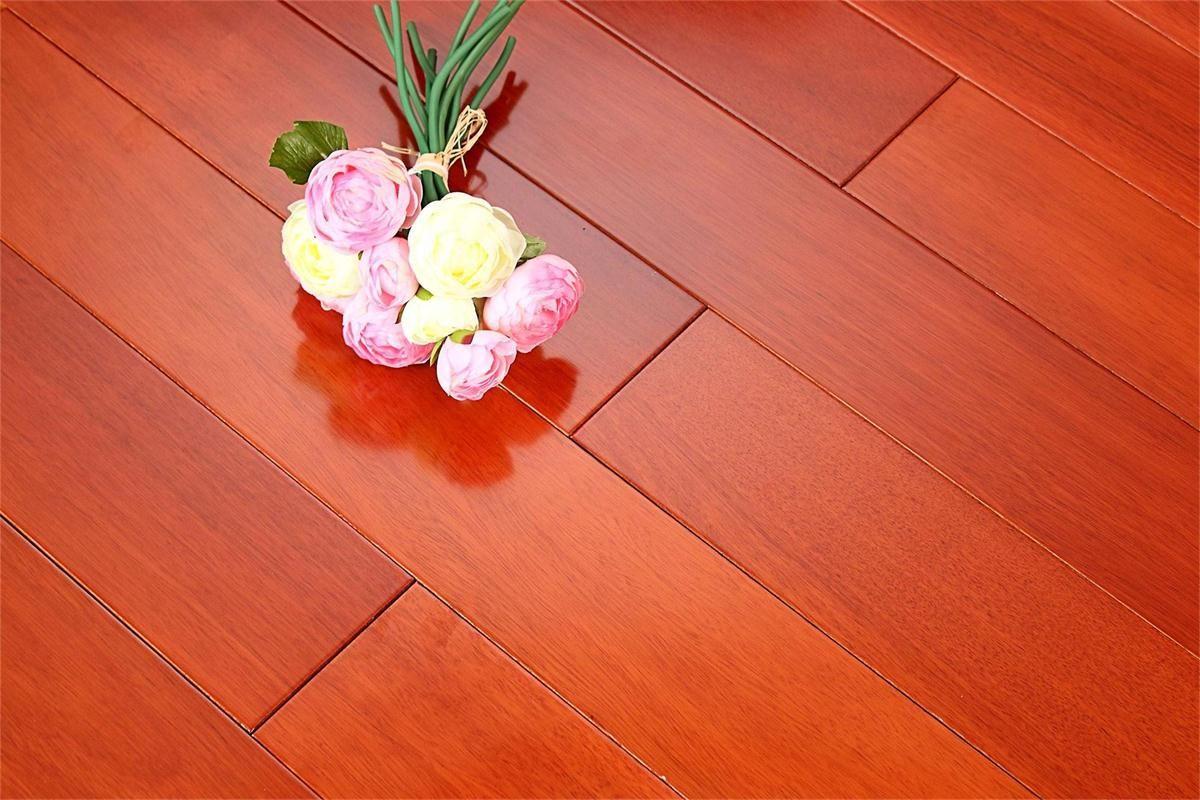 书香世佳地板-实木地板-番龙眼101