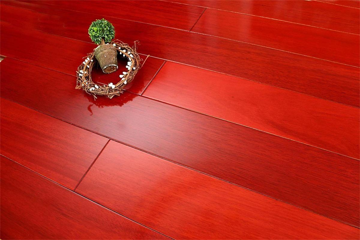 书香世佳地板-实木地板-番龙眼102