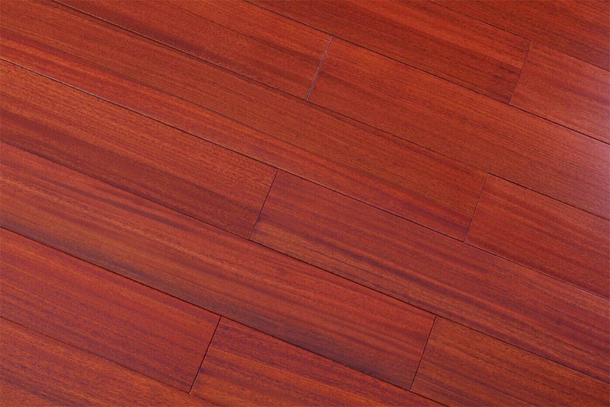 书香世佳地板-实木地板-圆盘豆603